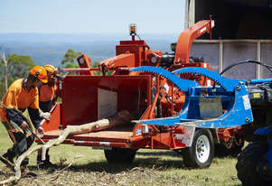NEW Morbark Beever 1415 Diesel Wood Chipper