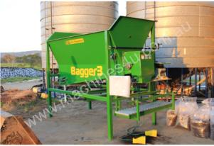 JPH  Bagger 3 / Bagging Machine - Bagging  sand , chips,  compost and more
