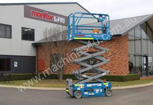2012 Genie GS1932 - Narrow Electric Scissor Lift