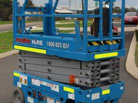 2012 Genie GS1932 - Narrow Electric Scissor Lift - picture3' - Click to enlarge