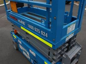 2012 Genie GS1932 - Narrow Electric Scissor Lift - picture7' - Click to enlarge