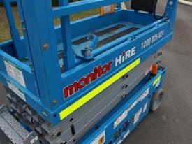 2012 Genie GS1932 - Narrow Electric Scissor Lift - picture8' - Click to enlarge