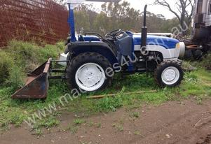 4WD DIESEL YARD TRACTOR FOR SALE