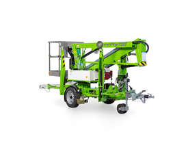 Nifty 120T 12.2m Trailer Mount - picture3' - Click to enlarge