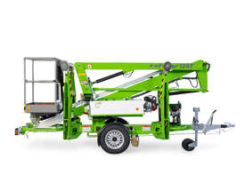 Nifty 120T 12.2m Trailer Mount - picture5' - Click to enlarge