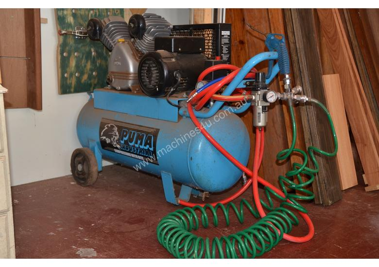 Puma 15amp Air Compressor on single phase cooling, 220 volt wiring, air compressor 3 phase starter wiring, single phase breaker, 120 volt contactor wiring, single phase compressor terminals, single phase compressor troubleshooting,