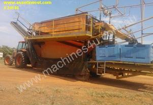 High Volume Mango Harvester