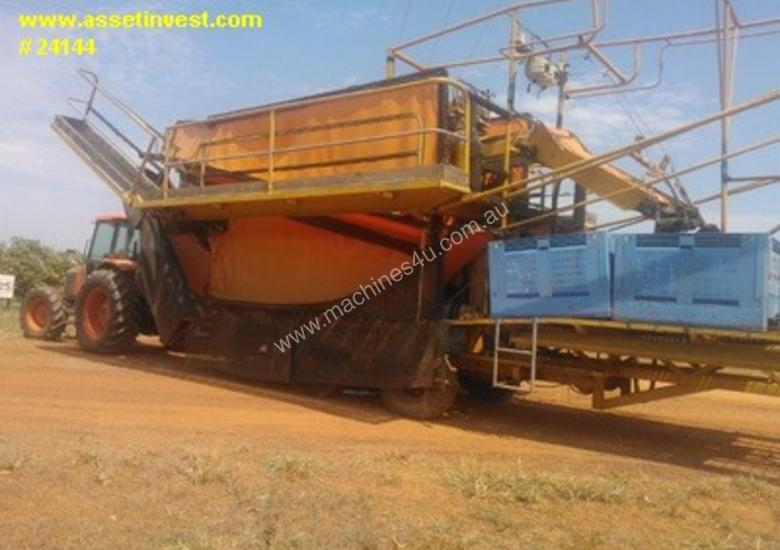 ... Harvest Aid High Volume Mango Harvester Header-Pickup in PERTH, WA
