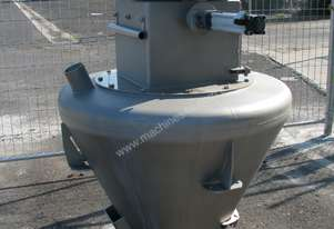 Stainless Steel Cone Hopper Feeder