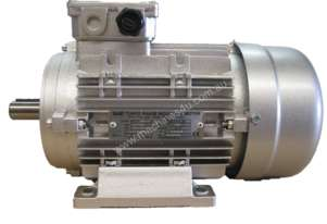 Three Phase Electric Motor 415V 0.37 kW 0.5 HP 140
