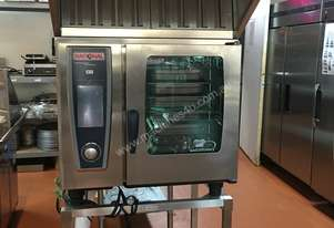 Rational Oven Rational Combi Oven 6 Tray