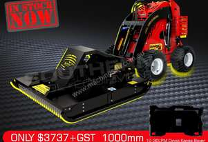 1000mm Slasher / Brush Cutter Dingo Kanga pick-up