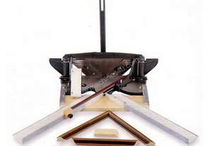 LEDACRAFT FT11 Hand operated Mitre Guillotine