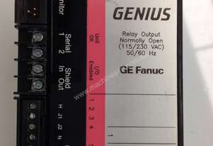 GE FANUC GENIUS TERMINAL ASSEMBLY IC660BBR101RELAY