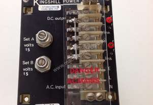 KINGSHILL POWER SUPPLY TYPE NTS 152