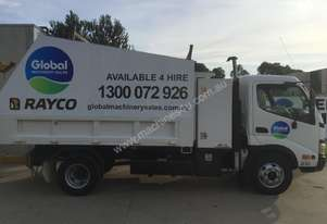 Hino Tipper Truck for Hire