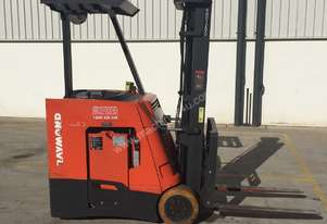 Counterbalanced electric forklift - Brisbane