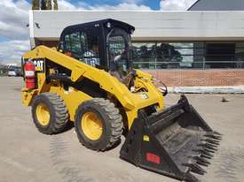USED CAT 262D XPS SKIDSTEER WITH LOW 960 HOURS - picture6' - Click to enlarge
