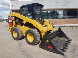USED CAT 262D XPS SKIDSTEER WITH LOW 960 HOURS - picture7' - Click to enlarge