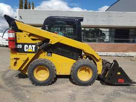 USED CAT 262D XPS SKIDSTEER WITH LOW 960 HOURS - picture10' - Click to enlarge