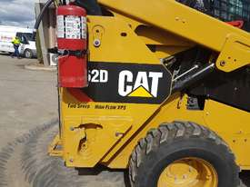 USED CAT 262D XPS SKIDSTEER WITH LOW 960 HOURS - picture11' - Click to enlarge