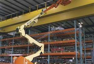 DIESEL  MAST BOOM LIFT FOR HIRE