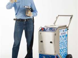 Combi 72 three machines in one dry ice blaster  - picture0' - Click to enlarge