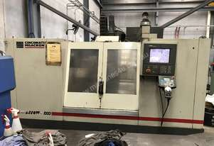 CNC Machining Centre - Cincinnati Arrow 1000