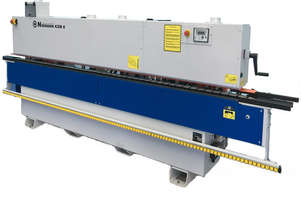 NikMann TF-v21 edgebander with premilling unit and dust extractor from Europe