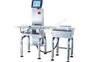 High Speed Checkweigher with Reject