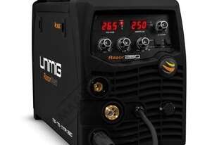 "RAZORâ""¢ 250 MTS Multi-Function Welder-MIG-TIG-MMA #KUMJRRW250 30-250 Amps Welding Current Range"