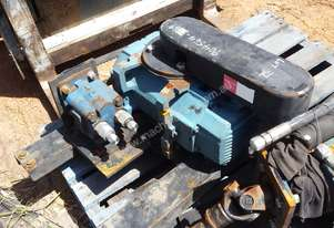 Hibon HYDRAULIC DRIVEN BLOWER