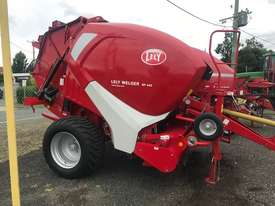 Lely RP445 Baler - picture0' - Click to enlarge