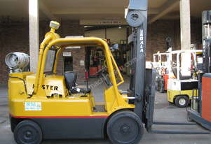 HYSTER S150A - COMPACT 6.8T FORKLIFT
