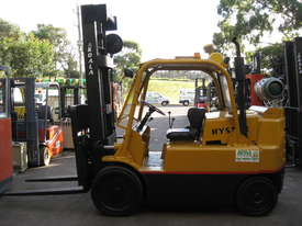 HYSTER S150A - COMPACT 6 8T FORKLIFT
