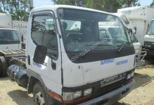 Mitsubishi Canter FE444 - Engine and Transmission