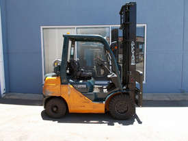 Toyota 2500 kg LPG Forklift - picture0' - Click to enlarge