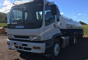 Water Cartage Tanker, Call EMUS..