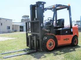 Everun FD35 - 3500kg Capacity Diesel Forklift  - picture10' - Click to enlarge