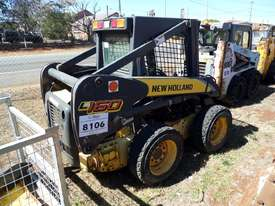 2006 New Holland L160 Skid Steer *CONDITIONS APPLY* - picture2' - Click to enlarge