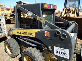 2006 New Holland L160 Skid Steer *CONDITIONS APPLY* - picture3' - Click to enlarge