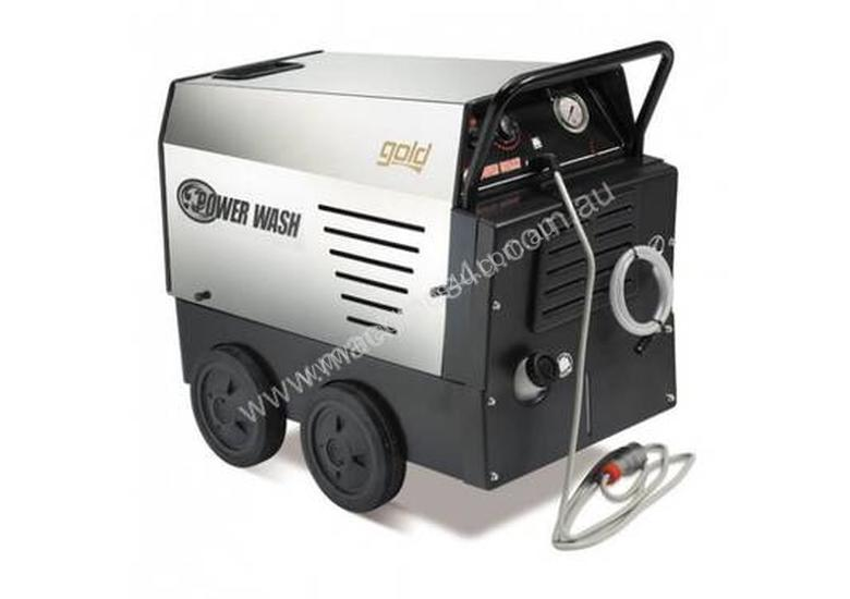 Power Wash PWGB200/21T Three Phase Professional Hot Water Cleaner, 2900PSI