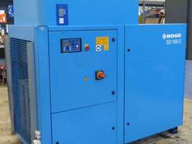 2009 Boge SD100-2 Electric Compressor, 353cfm 10bar 1995 Hours on Clock - picture0' - Click to enlarge