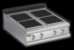 Baron 90PC/E801 Four Burner Bench Model Electric Cook Top