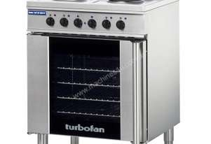 Turbofan E931M - Full Size Tray Electric Convection Oven And Cooktop