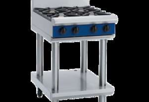 Blue Seal Evolution Series G514C-LS - 600mm Gas Cooktop - Leg Stand