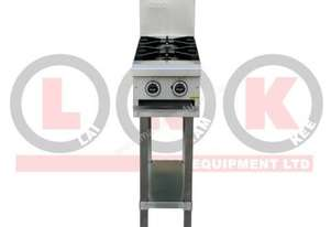 LKKOB2D 2 Gas Open Burner Cooktop