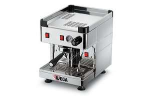 Wega EPU1PVT Mini Nova Tank 1 Group Semi-Automatic Coffee Machine
