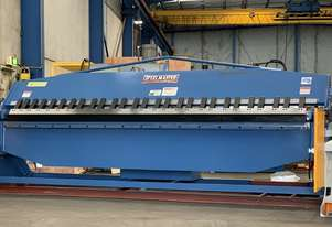 Aussie Designed 4000mm X 4mm Heavy Duty Industrial Hydraulic Panbrake Folder