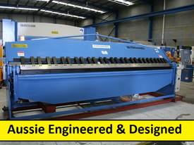 Aussie Designed 4000mm X 4mm Hydraulic - picture0' - Click to enlarge